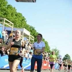 Tet Riga Marathon - Anna Tutina (19615), Eleonora Fjodorova (20367)