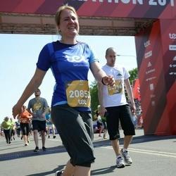 Tet Riga Marathon - Agnese Veldre (20853), Artūrs Pavlovskis (24796)