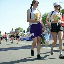 Tet Riga Marathon - Alise Augustāne (23653), Monika Anna Kantāne (23666)