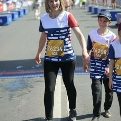 Tet Riga Marathon - Agris Korsaka (26208), Baiba Korsaka (26234)