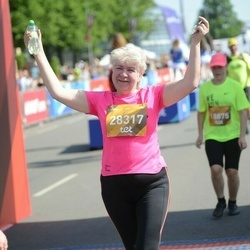 Tet Riga Marathon - Līga Deksne (28317)