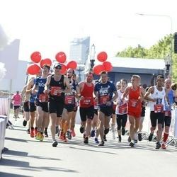 Tet Riga Marathon - David Ami (1383), Alvis Reinsons (1642), Tomasz Orman (1708), Alex Baxter (2059), Uldis Kļaviņš (2151), Reinis Tops (2152), Jānis Arseņikovs (2155), Asko Valdmann (2369)