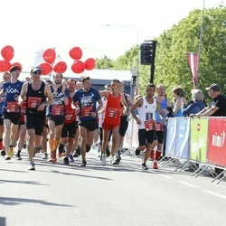 Tet Riga Marathon - David Ami (1383), Tomasz Orman (1708), Alex Baxter (2059), Uldis Kļaviņš (2151), Reinis Tops (2152), Jānis Arseņikovs (2155)
