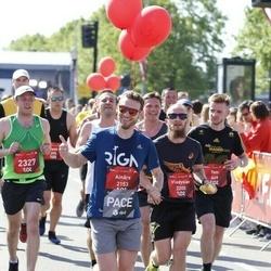 Tet Riga Marathon - Ainārs Kumpiņš (2153), Vladyslav Polenok (2205)