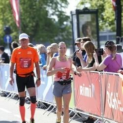 Tet Riga Marathon - Daiga Rove (573), Ailar Limmer (1370)
