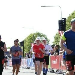 Tet Riga Marathon - Evija Kļave (410), Maksimas Milta (1202)