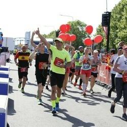 Tet Riga Marathon - Igors Soboļevs (1550), Carlos De Felipe Ruiz (1969), Aija Freiberga (2174)