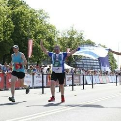 Tet Riga Marathon - Jurijs Dorofejevs (1435), Amnon Avraham Meir (6420), Yirmi Ozer Shifferiman (6423)