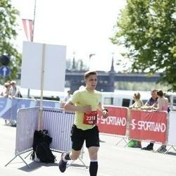 Tet Riga Marathon - Evaldas Jankauskas (2318)
