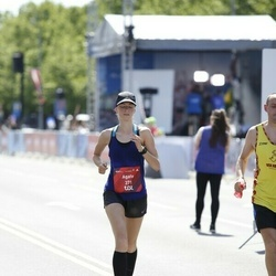 Tet Riga Marathon - Agate Kristapsone (371)