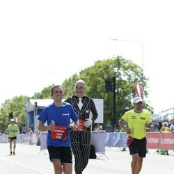 Tet Riga Marathon - Giedrius Masalskis (1639), Henry Grohmann (1672)