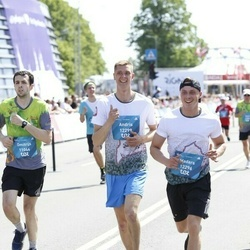 Tet Riga Marathon - Madars Ozoliņš (12296), Andris Savinovs (12299)