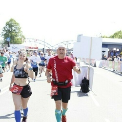Tet Riga Marathon - Aija Pujāte (1180), Vilnis Brakovskis (2240)