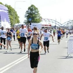Tet Riga Marathon - Alija Gaņijeva (15435)