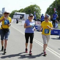 Tet Riga Marathon - Riitta Korpivaara (12823), Anne Haavisto (12838)