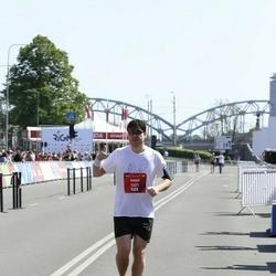 Tet Riga Marathon - Adam Danisovic (1621)