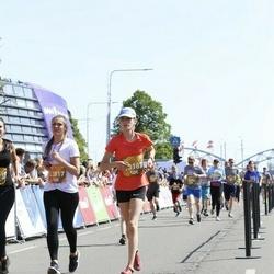 Tet Riga Marathon - Anna Kalniņa (22817), Valērija Curikova (23187)
