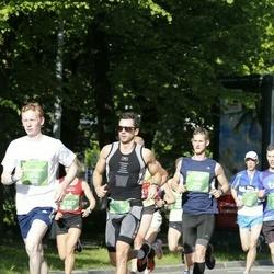 Tet Riga Marathon - Alexander Zanin (3345), Artis Luguzis (7308)
