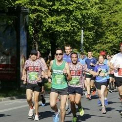 Tet Riga Marathon - Uldis Katlaps (1970), Felipe Rojas (3075), Evelin Terro (3166), Emilio Jose Sanchez Gonzalez (3752)