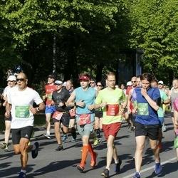 Tet Riga Marathon - Jan Schlickeisen (124), Aliaksei Buyasau (342), Kalvis Ozoliņš (7549)