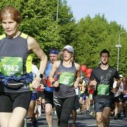 Tet Riga Marathon - Anastacia Tkachenko (3776), Alex Surís Ramon (5094)