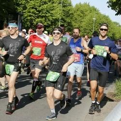 Tet Riga Marathon - Alexey Karev (6556), Matiss Ansviesulis (7423)