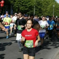 Tet Riga Marathon - Anastasija Kuļikova (8041)