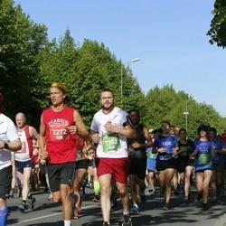 Tet Riga Marathon - Raitis Dziesma (2272), Aigars Tilgalis (7702)