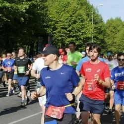 Tet Riga Marathon - Adrien Vila (472), Paulis Dālbergs (2115)