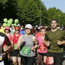 Tet Riga Marathon - Anastasiia Antosiak (1160), Anda Baklāne (6521)