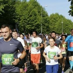 Tet Riga Marathon - Agris Edgars Lauciņš (5591), Jekaterina Nadeždina (7506)