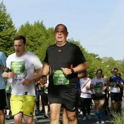 Tet Riga Marathon - Mac Arthur Bartz (3626), Ernests Ķirsis (7020)