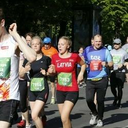 Tet Riga Marathon - Inke Buse (7953), Amelie Philine Hell (7954)