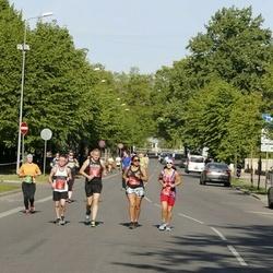 Tet Riga Marathon - Nigel Pointer (538), Jo Pearce (542), Tim Shea (569), Faatemah-Zehra Piperdy (731)