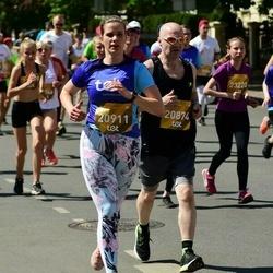 Tet Riga Marathon - Agris Dundurs (20874), Inese Rīna (20911)
