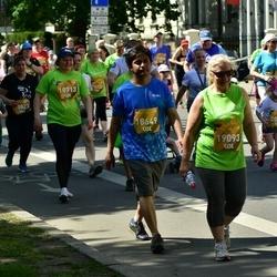 Tet Riga Marathon - Padmaraj Nidagundi (18649), Aina Krauze (19093)