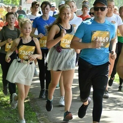 Tet Riga Marathon - Elīna Ustupa (23656), Evelīna Kļava (23657)