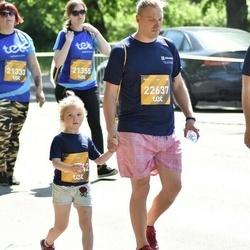 Tet Riga Marathon - Ainārs Ieviņš (22637), Gabriela Ieviņa (22642)