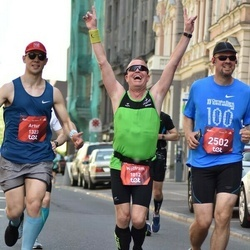 Tet Riga Marathon - Wolfram Braun (1012), Artur Melkumjan (1323), Christoph Fuhrmann (2502)