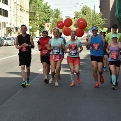 Tet Riga Marathon - Jekaterina Ļežaņina (550), Konrad Kazmierczak (1571), Egīls Baumanis (1789), Kaspars Daube (1922), Santa Birģele (2172), Aija Freiberga (2174), Danielius Korsakas (2291)
