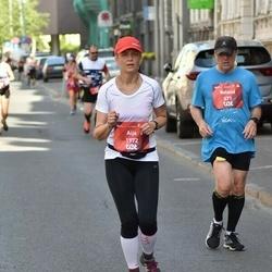 Tet Riga Marathon - Roland Braun (671), Aija Liepiņa (1972)