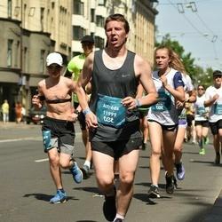 Tet Riga Marathon - Alfrēds Radvils (11999)