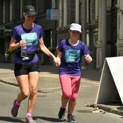Tet Riga Marathon - Elza Aščuka (11668), Elīna Aščuka (11669)