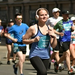 Tet Riga Marathon - Agnese Rasa (13597)