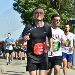 Tet Riga Marathon - Emīls Dombrovskis (1615), Filipe Araújo Martins (5427)