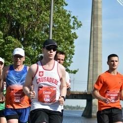 Tet Riga Marathon - Aliaksandr Grachulin (923), Robert Erdkamp (1082)