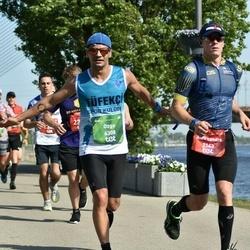 Tet Riga Marathon - Aleksandrs Mortuļevs (2143), Ozgu Ozyigit (6308)