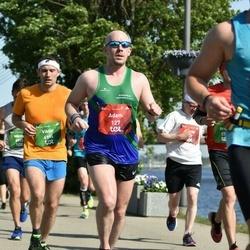 Tet Riga Marathon - Adam Fairfield (127), Viktor Vereshchagin (6914)