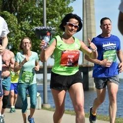 Tet Riga Marathon - Aija Rogale (826), Joelle Becquevort (4793)