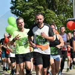 Tet Riga Marathon - Alvis Reinbergs (3327), Alexey Fedorov (7462)